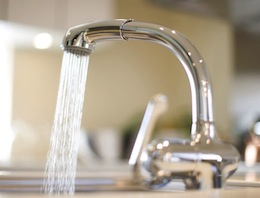 Faucet installation in Frisco