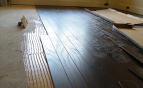 Flooring repair and installation in Frisco