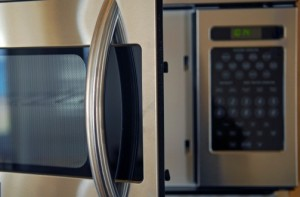Microwave installation in Frisco, TX